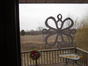 Paper Snowflake, Brown Field