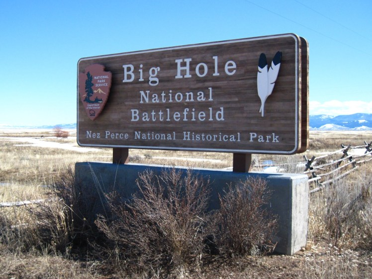 Big Hole National Battlefield