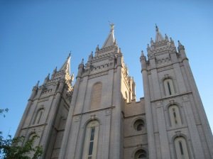 Salt Lake Temple, Temple Square