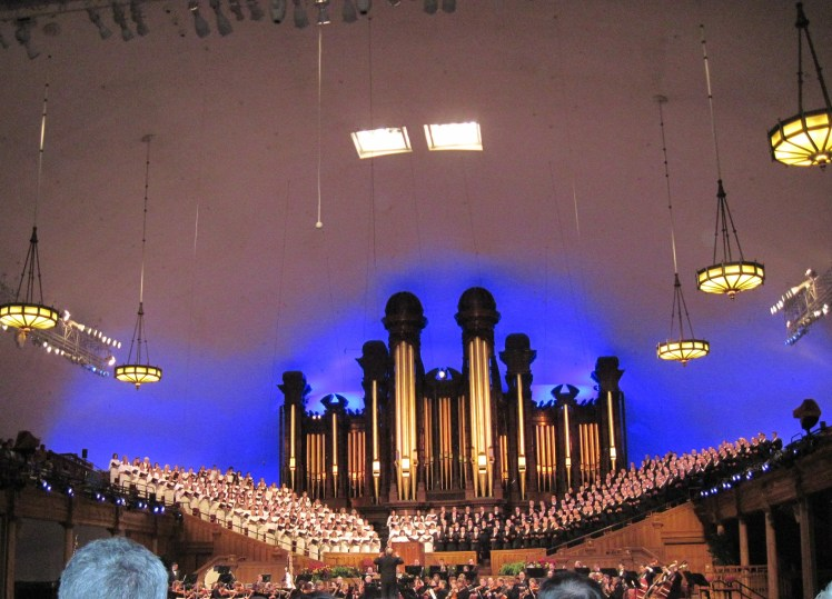 Mormon Tabernacle Choir & Orchestra