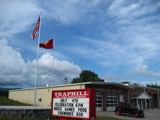 Traphill Volunteer Fire Department