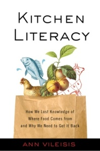 By Ann Vileisis, published by Island Press (cover from kitchenliteracy.com)